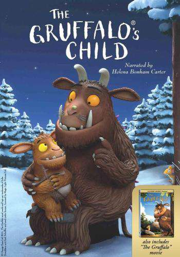 The Gruffalo's Child, Movie on DVD, Family Movies, Kids