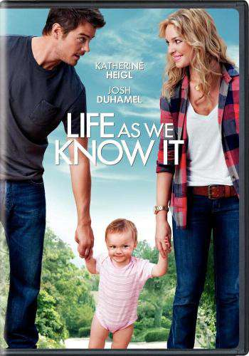 Life As We Know It, Movie on DVD, Comedy Movies, Drama Movies, Romance