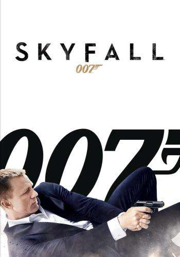 Skyfall, Movie on DVD, Action