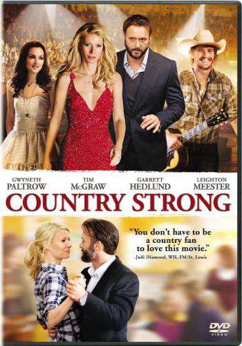 Country Strong, Movie on DVD, Drama