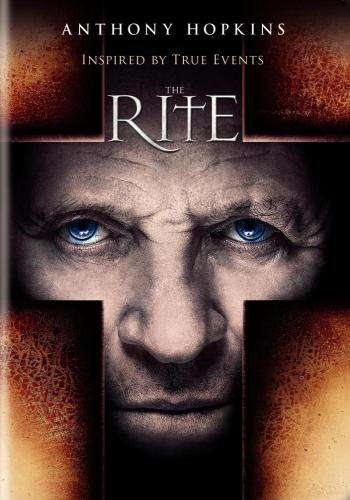 The Rite, Movie on DVD, Horror
