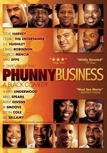 Phunny Business, Movie on DVD, Comedy