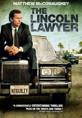 The Lincoln Lawyer, Movie on DVD, Drama Movies, Suspense