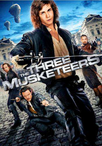 The Three Musketeers, Movie on DVD, Action Movies, Adventure Movies, Romance