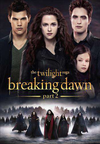 The Twilight Saga: Breaking Dawn Part 2 , Movie on DVD, Drama Movies, Romance