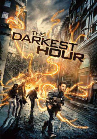 The Darkest Hour, Movie on DVD, Action Movies, Drama Movies, Sci-Fi & Fantasy Movies, Suspense
