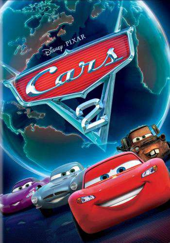 Cars 2, Movie on DVD, Family Movies, Kids Movies, Animation