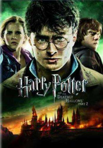 Harry Potter & the Deathly Hallows: Part 2, Movie on DVD, Action Movies, Adventure