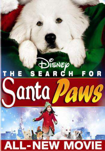 The Search For Santa Paws, Movie on DVD, Family Movies, Kids Movies, Holiday