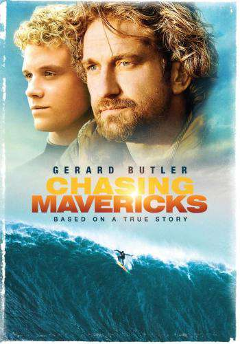 Chasing Mavericks, Movie on DVD, Drama