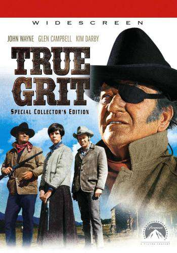 True Grit (1969), Movie on DVD, Action Movies, War & Western