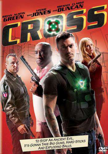 Cross, Movie on DVD, Action
