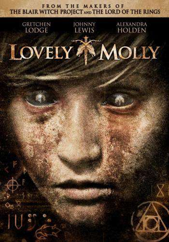 Lovely Molly, Movie on DVD, Horror Movies, Suspense