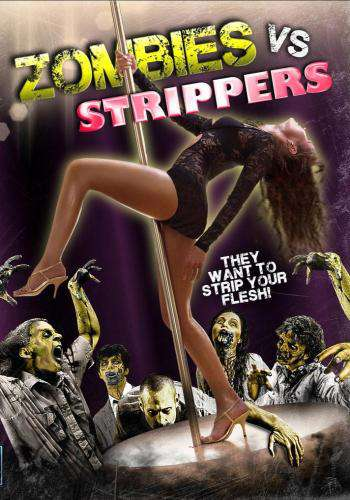 Zombies Vs. Strippers, Movie on DVD, Horror Movies, Action