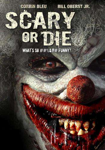 Scary or Die, Movie on DVD, Horror