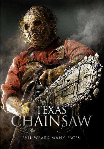 Texas Chainsaw (2013) , Movie on DVD, Horror