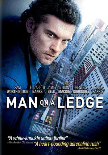 Man on a Ledge, Movie on DVD, Action Movies, Drama Movies, Suspense
