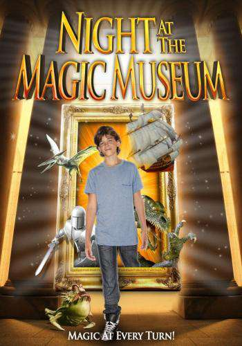 Night at the Magic Museum, Movie on DVD, Family Movies, Adventure