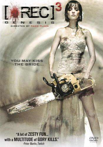 Rec 3: Genesis, Movie on DVD, Horror Movies, Action
