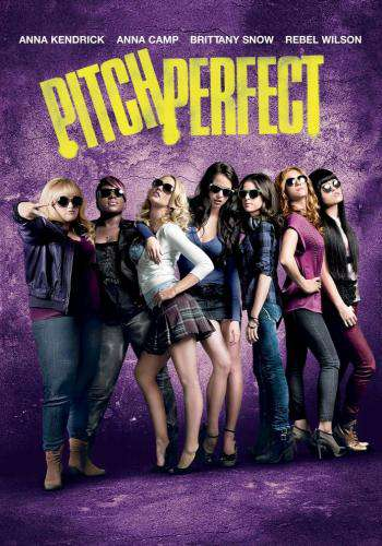 Pitch Perfect, Movie on DVD, Comedy