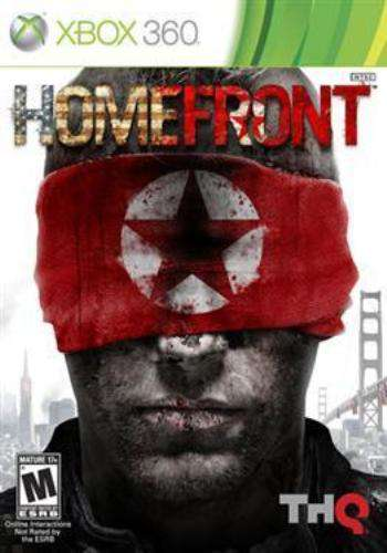 Homefront, Game on XBOX360, Shooter