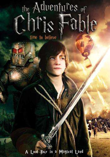 The Adventures of Chris Fable, Movie on DVD, Family Movies, Adventure