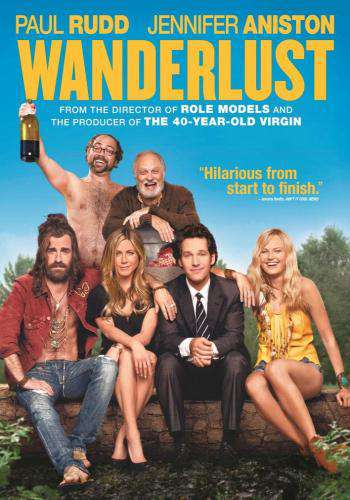 Wanderlust , Movie on DVD, Comedy