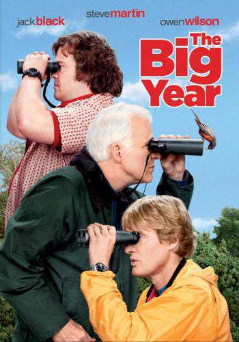 The Big Year, Movie on DVD, Comedy