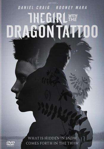 The Girl with the Dragon Tattoo (2011), Movie on DVD, Action Movies, Drama Movies, Suspense