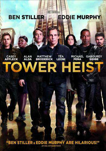 Tower Heist, Movie on DVD, Action Movies, Comedy