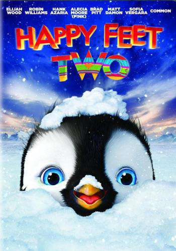 Happy Feet Two, Movie on DVD, Family Movies, Kids