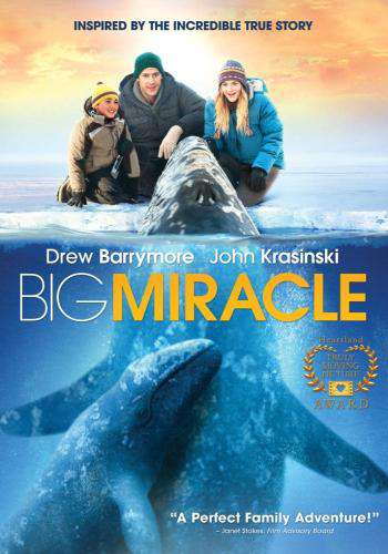 Big Miracle, Movie on DVD, Drama Movies, Family Movies, Adventure