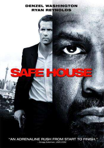 Safe House, Movie on DVD, Action Movies, Suspense