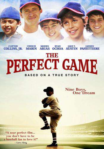 The Perfect Game, Movie on DVD, Drama Movies, Family