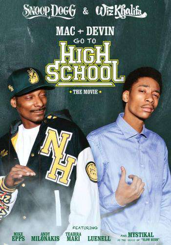 Mac & Devin Go To High School, Movie on DVD, Comedy