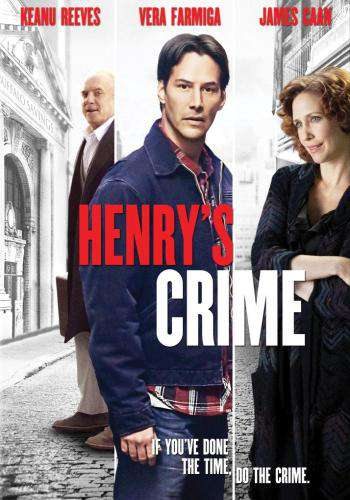 Henry's Crime, Movie on DVD, Drama