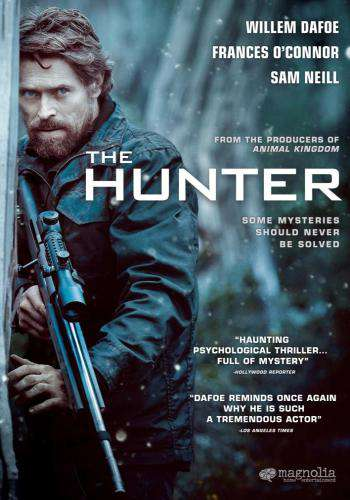 The Hunter, Movie on DVD, Drama Movies, Suspense