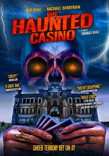 Haunted Casino, Movie on DVD, Horror