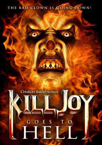 Killjoy Goes To Hell, Movie on DVD, Horror Movies, Action