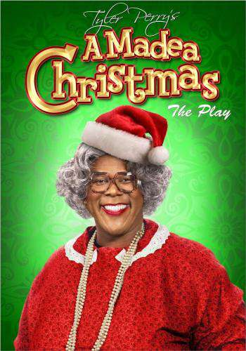 Tyler Perry's A Madea Christmas (The Play), Movie on DVD, Comedy