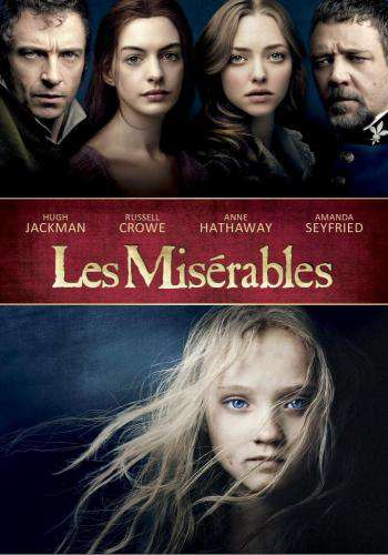 Les Miserables, Movie on DVD, Drama