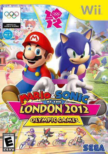 Mario & Sonic at the London 2012 Olympic Games, Game on Wii, Sports