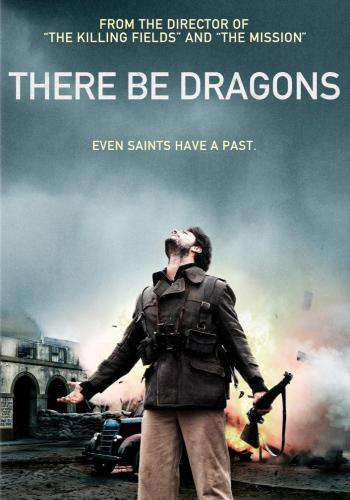 There Be Dragons, Movie on DVD, Drama