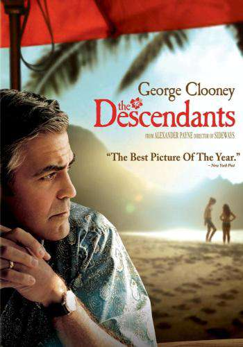 The Descendants, Movie on DVD, Comedy Movies, Drama