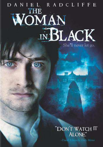 The Woman In Black, Movie on DVD, Horror Movies, Suspense