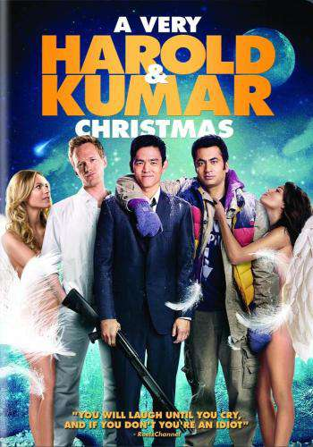 A Very Harold & Kumar Christmas, Movie on DVD, Comedy Movies, Holiday