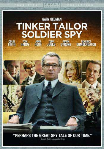 Tinker Tailor Soldier Spy (2011), Movie on DVD, Drama Movies, Suspense