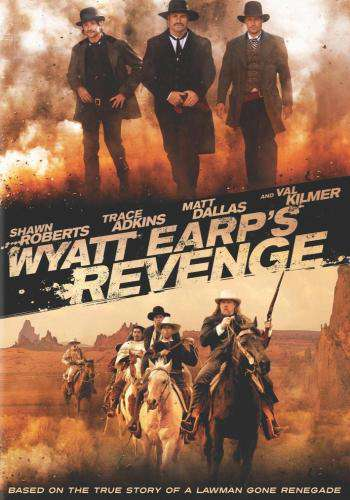 Wyatt Earp's Revenge, Movie on DVD, Action Movies, Adventure Movies, War & Western