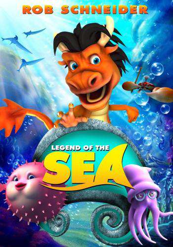 Legend of the Sea, Movie on DVD, Family Movies, Kids