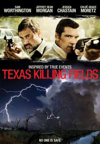 Texas Killing Fields, Movie on DVD, Action Movies, Drama Movies, Suspense